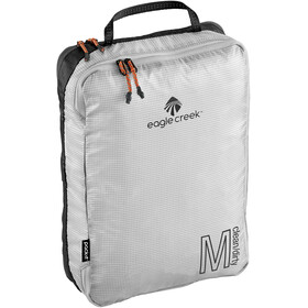 Eagle Creek Pack-It Specter Tech Clean/Dirty Cube M black/white